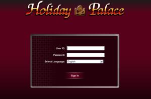 สมัคร Holiday Palace